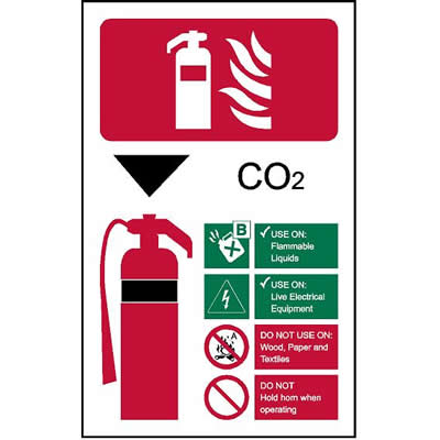 Extinguisher Code - CO2