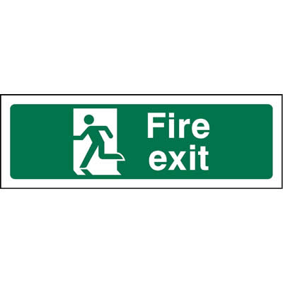 Fire Exit - Left Facing