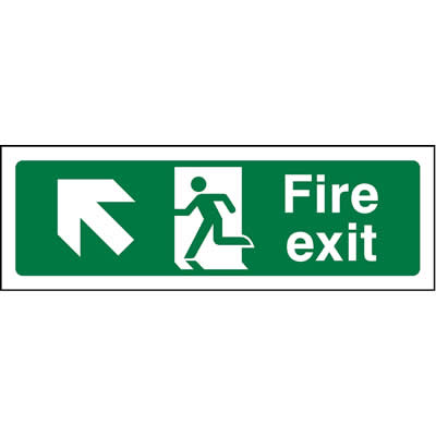 Fire Exit Left Up