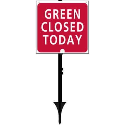 Fairway Pro - Green closed today