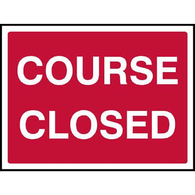Course Closed