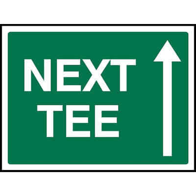 Next Tee Ahead
