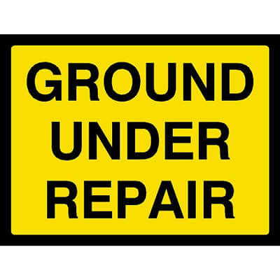 Ground Under Repair