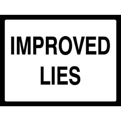 Improved Lies