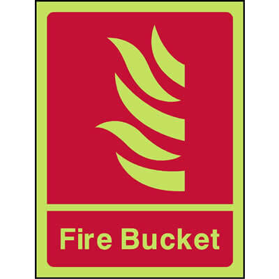 Fire Bucket (Luminous)