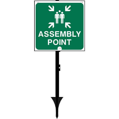 Assembly point (T-cade)