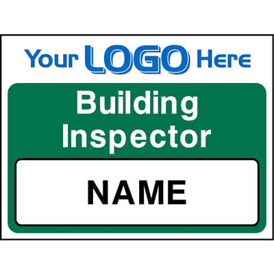 Building Inspector Sign