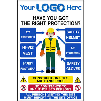Have you got the right protection sign