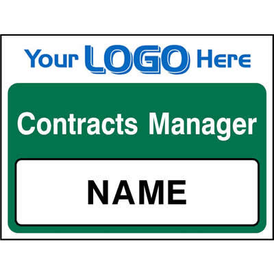 Contracts Manager Sign