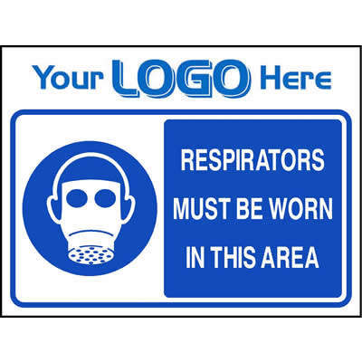 Respirators must be worn in this area (Quickfit)