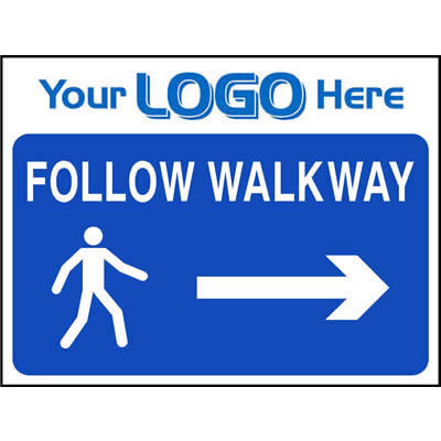Follow Walkway Right (Quickfit)