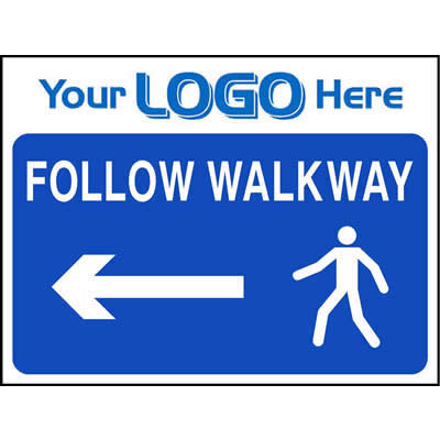 Follow Walkway Left (Quickfit)