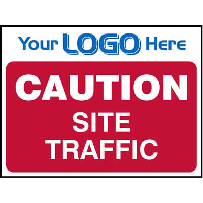 Caution - Site traffic (Quickfit)