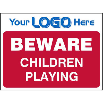 Beware - Children playing (Quickfit)