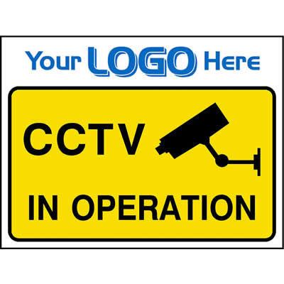 CCTV in operation (Quickfit)