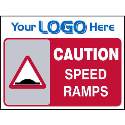 Caution - Speed ramps (Quickfit)