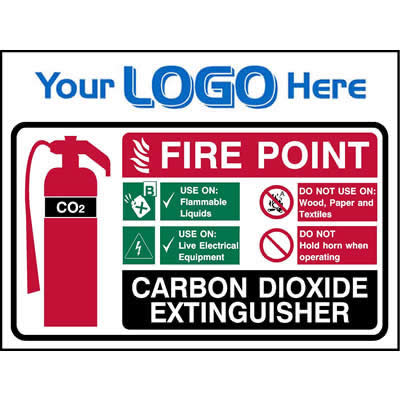Carbon Dioxide Extinguisher (Quickfit)