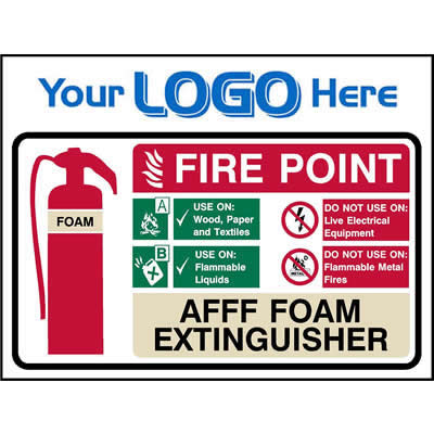 AFFF Foam Extinguisher (Quickfit)