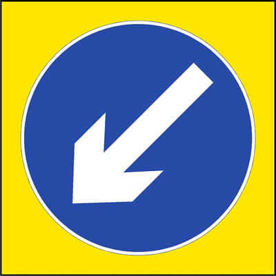 Keep left/right (Non-Spec)