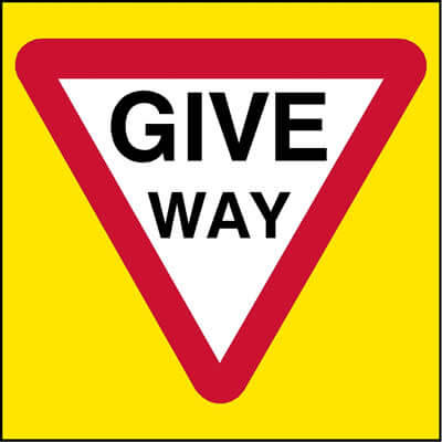 Give way (Non-Spec)