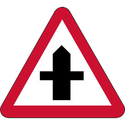 Crossroads ahead