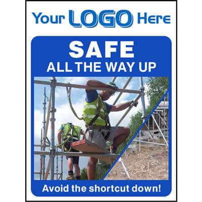 Safe all the way up - Avoid the shortcut down!