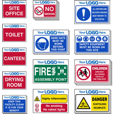 Health & Safety Sign Pack