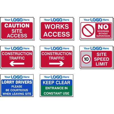Traffic Management Sign Pack